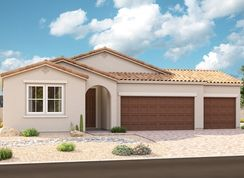 Alexandrite - Seasons at Cross Creek Ranch II: Coolidge, Arizona - Richmond American Homes