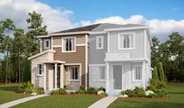 Urban Collection at The Aurora Highlands by Richmond American Homes in Denver Colorado