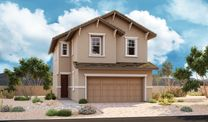 Allegro at Cadence by Richmond American Homes in Las Vegas Nevada