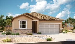 Amber - Sorrento at Canyon Crest: Mesquite, Nevada - Richmond American Homes