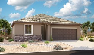 Turquoise - Sorrento at Canyon Crest: Mesquite, Nevada - Richmond American Homes