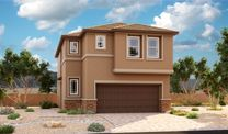 Seasons at Valmont by Richmond American Homes in Las Vegas Nevada