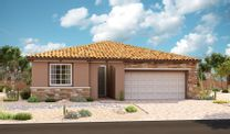 Somerston Ranch by Richmond American Homes in Las Vegas Nevada