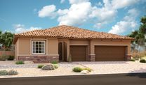 Somerston Ridge by Richmond American Homes in Las Vegas Nevada