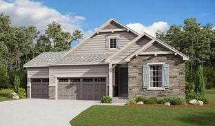 Arlington - Landmark at Mead at Southshore: Aurora, Colorado - Richmond American Homes