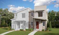 Urban Collection at East Bend by Richmond American Homes in Denver Colorado