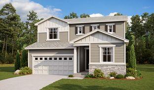 Citrine - Oak Neighborhood at Copperleaf: Aurora, Colorado - Richmond American Homes