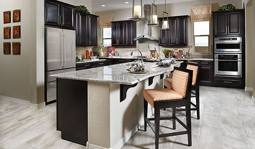 Kitchen-in-Reece-at-Canyon Ridge Estates-in-Cave Creek