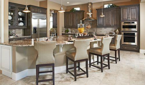 Kitchen-in-Reagan-at-Canyon Ridge Estates-in-Cave Creek