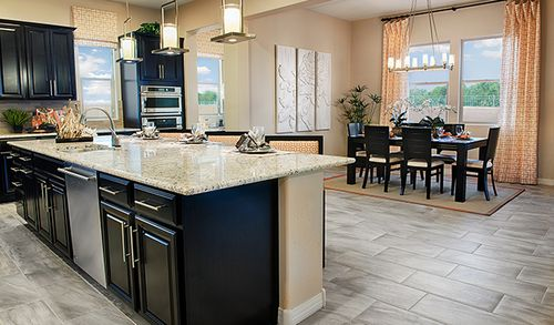 Kitchen-in-Reece-at-Estates at Sunrise Vista-in-Cave Creek