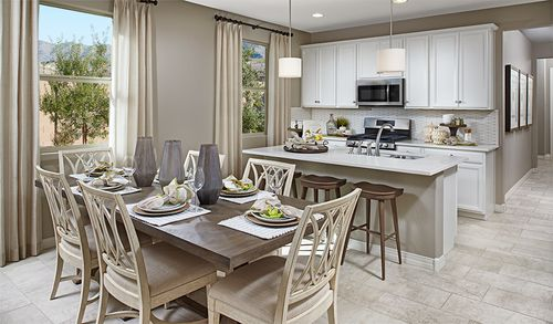 Kitchen-in-Peridot-at-Sycamore Farms by Richmond American-in-Surprise