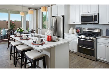 Kitchen-in-Coral-at-Bella Verano-in-Davenport