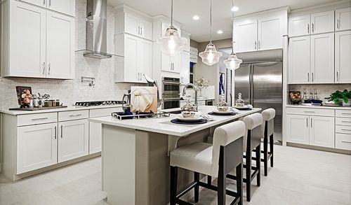 Kitchen-in-Raven-at-Heritage at Meridian-in-Queen Creek
