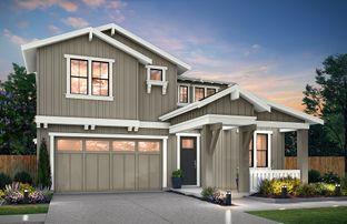 Plan 5 - Arden Healdsburg: Healdsburg, California - MHG Builder & Consulting Inc