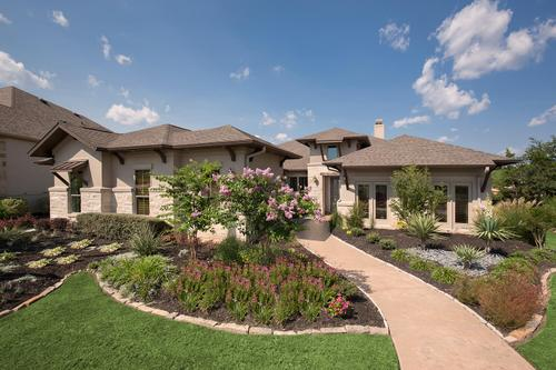 Lakeside At Tessera On Lake Travis 70 By Wilshire Homes In Austin Texas