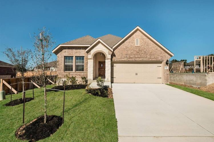 Exterior featured in the Izoro By Wilshire Homes in San Antonio, TX