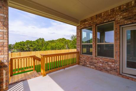 Patio-in-Burkburnett II-at-Vista Ridge Estates-in-Leander