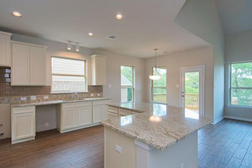 Kitchen-in-Liam V-at-The Sanctuary at Helotes-in-Helotes