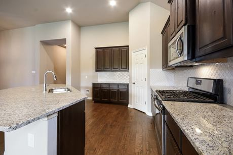 Kitchen-in-Childress-at-Lakeside at Tessera on Lake Travis 70'-in-Lago Vista