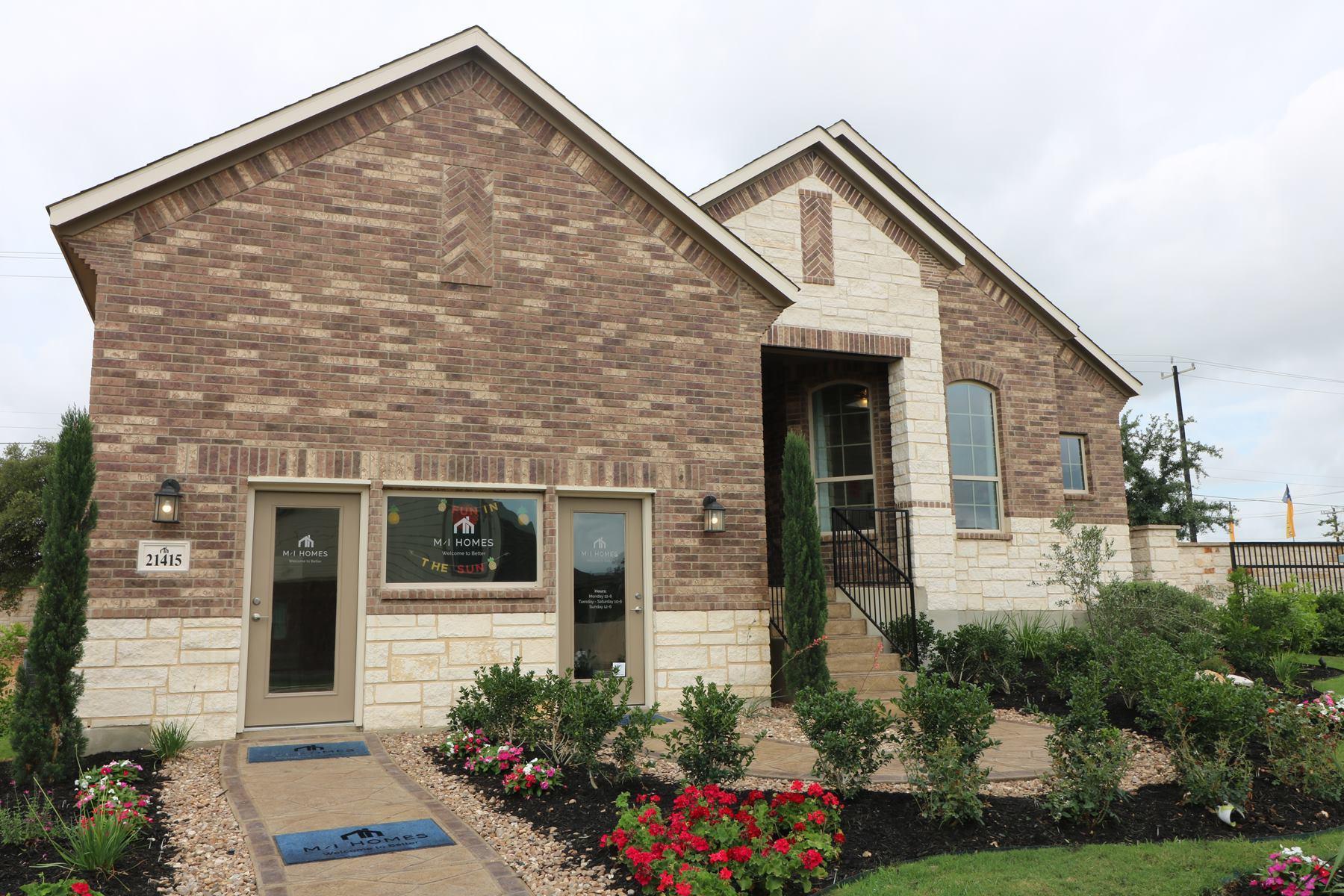Ravello in San Antonio, TX, New Homes & Floor Plans by M/I Homes