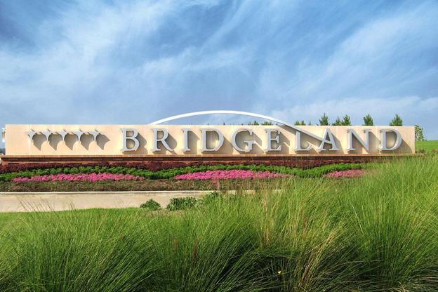 Bridgeland Entrance