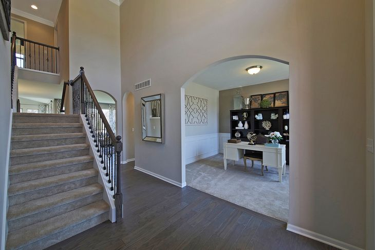 Glengary Hills In Walled Lake Mi New Homes Floor Plans By M I Homes