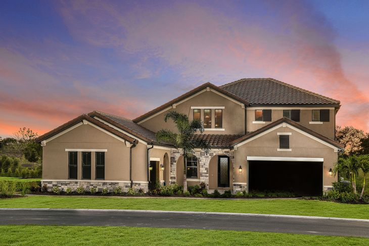 Rivo Lakes Model Home
