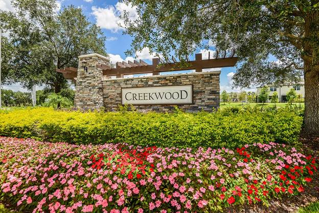 Creekwood Townhomes In Bradenton Fl New Homes By M I Homes