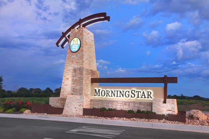 MorningStar Entrance