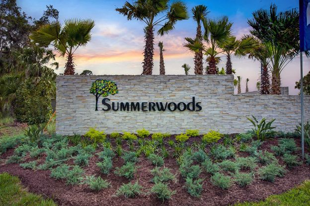 Summerwoods Entrance