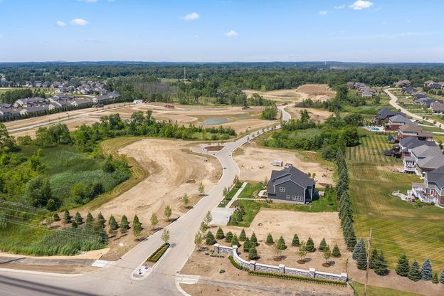 Oak Ridge in South Lyon, MI :: New Homes by M/I Homes