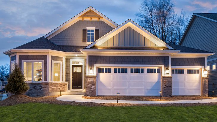 The Enclave at Woodland Cove Exterior