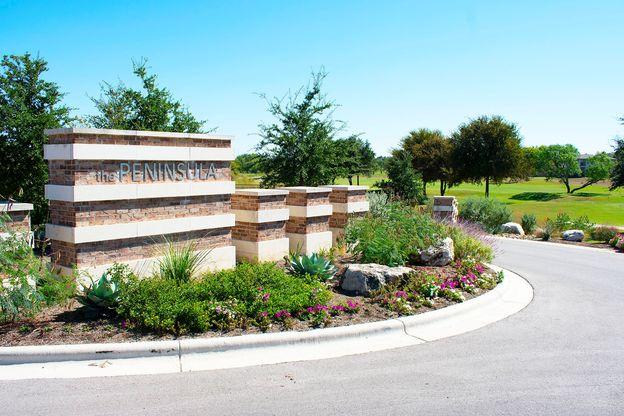 Peninsula at Plum Creek Entrance