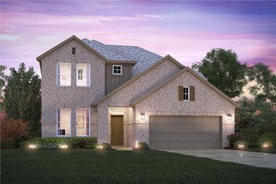 Eagle Creekwood Saginaw Texas M I Homes