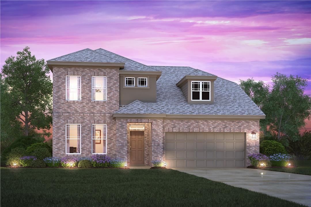 New Homes In Saginaw Tx 4 393 Newhomesource