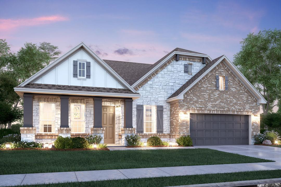 Wildwood At Northpointe In Tomball Tx New Homes Floor Plans By M