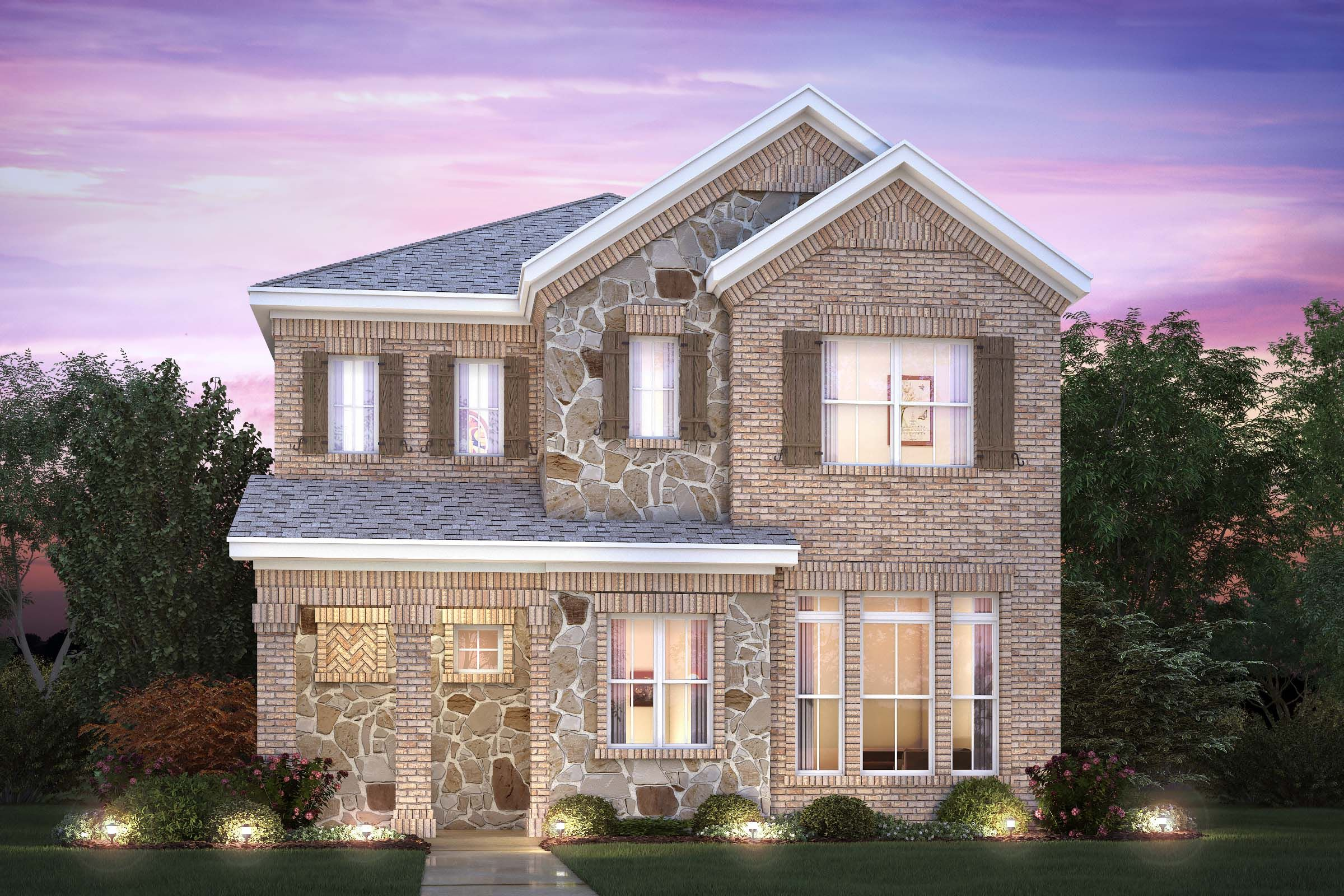 New Home Construction Plans In Dallas Tx View 10 757
