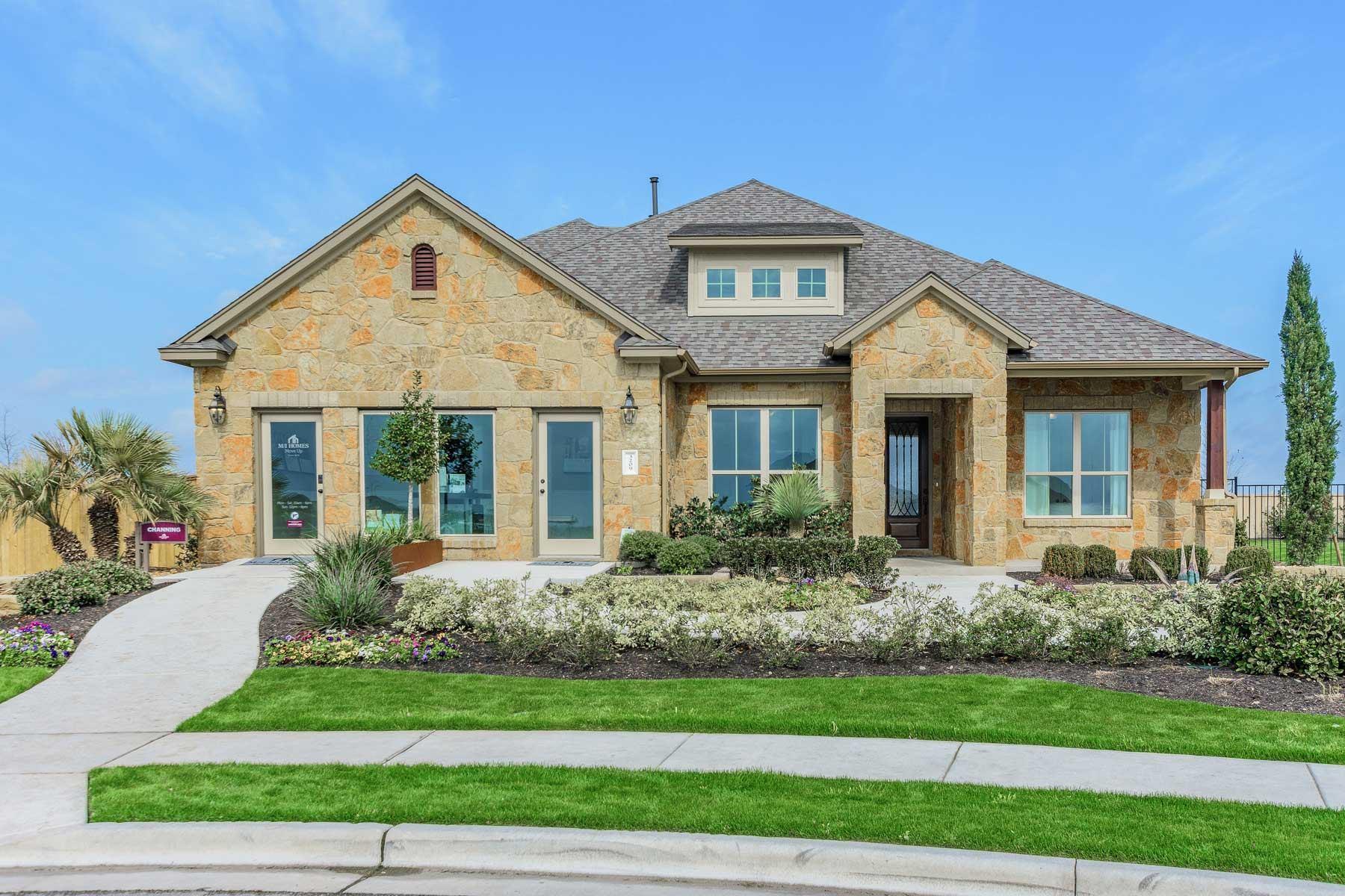 New Homes In Austin Tx 637 Communities