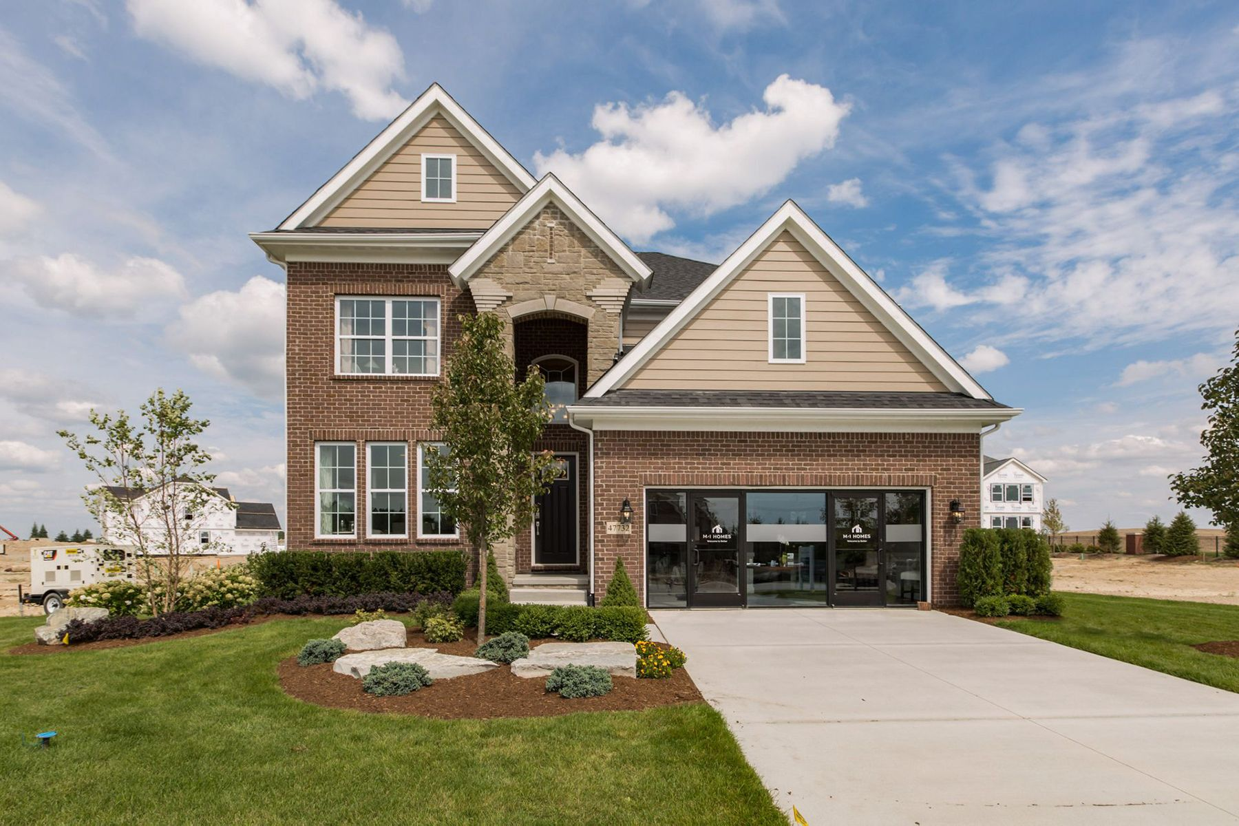 New Construction Homes & Plans in Northville, MI | 1,467 Homes ...