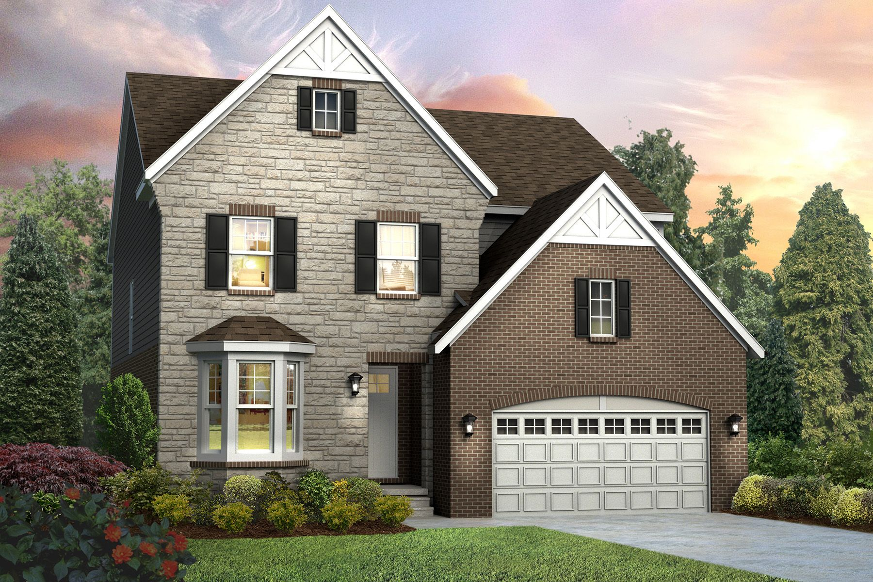 New Condo Townhome Communities In Canton Newhomesource