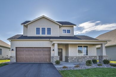 New Construction Homes Plans In Little Canada Mn 2195 Homes