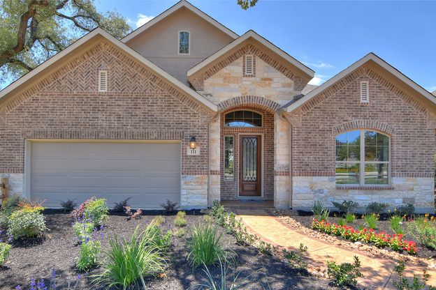 Regent Park In Boerne, TX, New Homes & Floor Plans By M/I