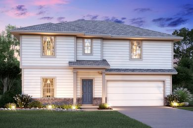M/I Homes New Home Plans in San Antonio TX | NewHomeSource