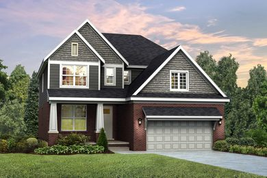 New Construction Homes & Plans in Northville, MI   1,826 ...