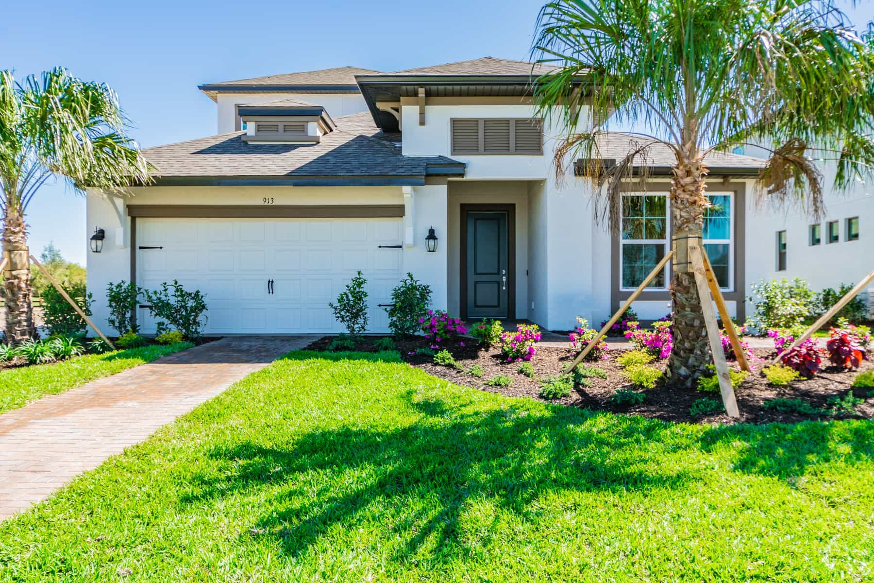 Exterior featured in the Calusa By M/I Homes in Sarasota-Bradenton, FL
