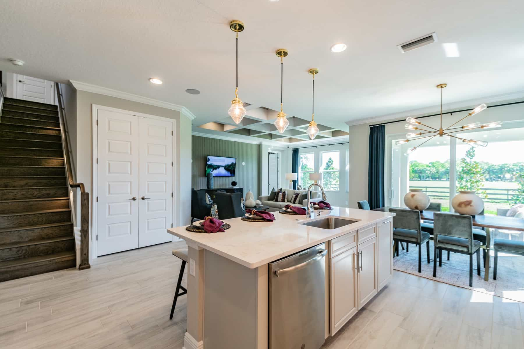 Kitchen featured in the Calusa By M/I Homes in Sarasota-Bradenton, FL