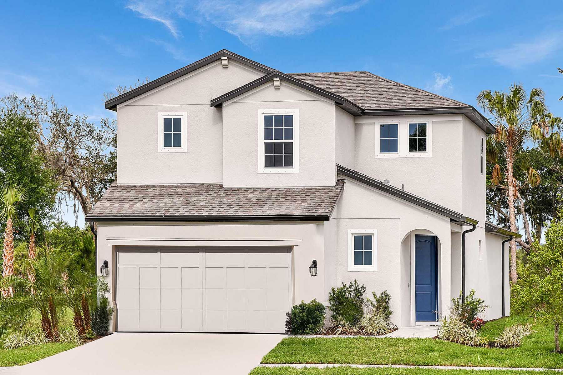 Exterior featured in the Celebration By M/I Homes in Sarasota-Bradenton, FL