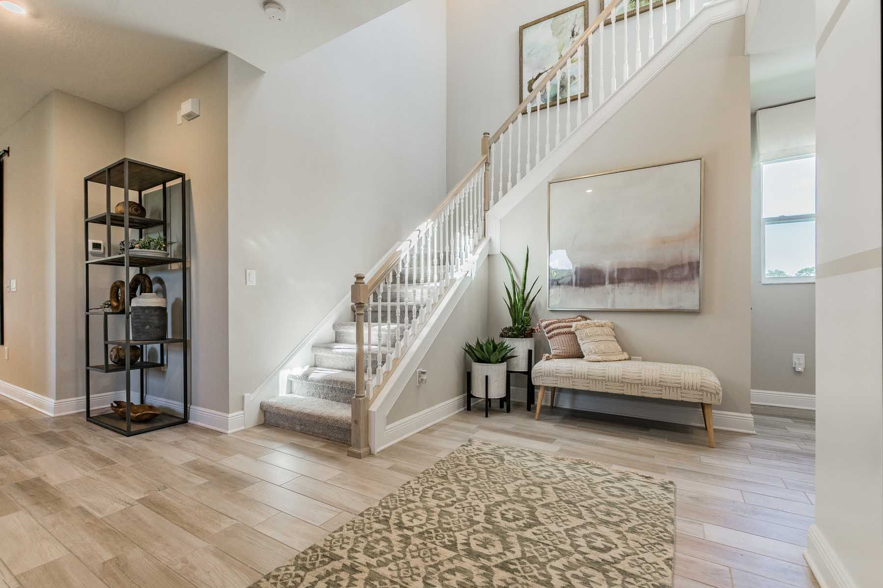 Living Area featured in the Celebration By M/I Homes in Sarasota-Bradenton, FL