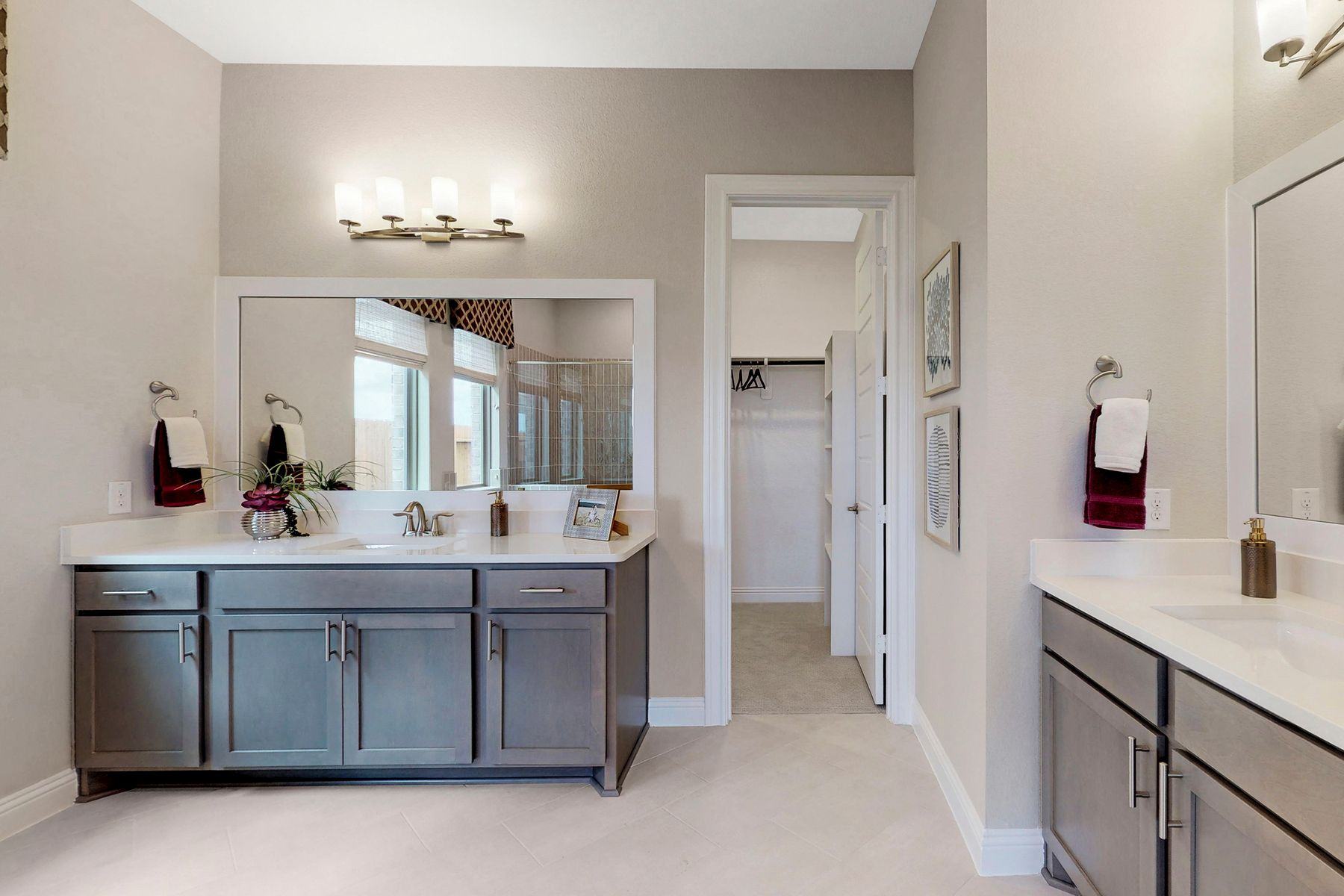 Bathroom featured in the Coronado By M/I Homes in Houston, TX