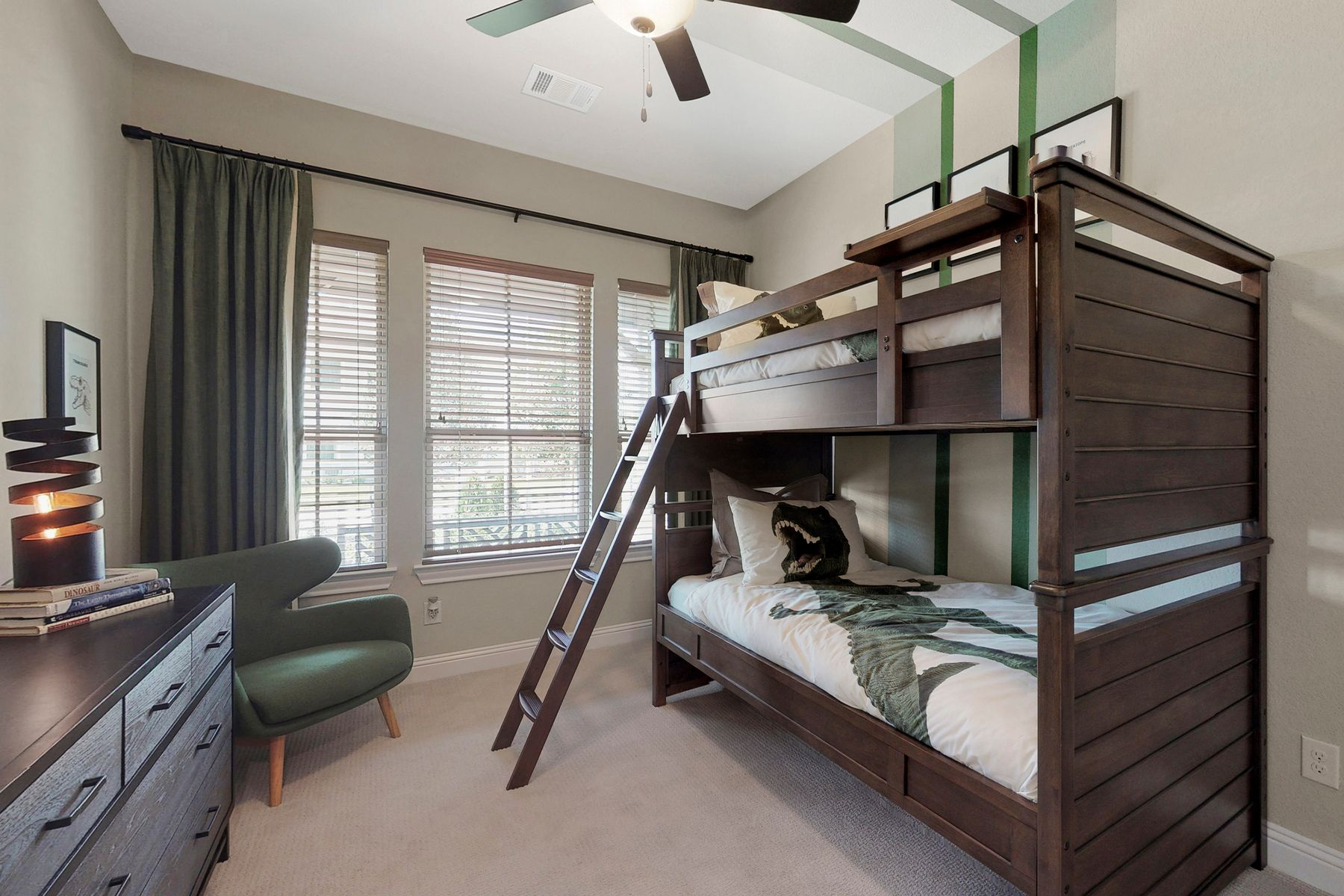 Bedroom featured in the Coronado By M/I Homes in Houston, TX